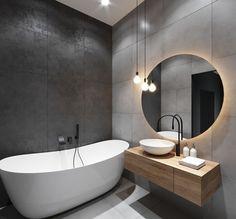 Bathroom Design Luxury, Modern Bathroom Design, Bathroom Layout, Bathroom Cabinets, Bathroom Ideas, Modern Design, Bathroom Vanities, Bathroom Organization, Bathroom Storage