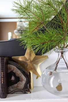 Dwellings By DeVore: Blogger Stylin' Home Tours: Christmas