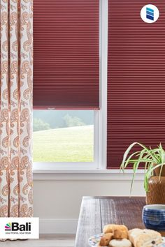 Bali Blackout Cellular Shades from Blinds.com