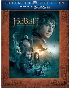 The Hobbit: An Unexpected Journey (Extended Edition) (Blu-ray) Les Miserables Victor Hugo, Wordsworth Classics, Hobbit An Unexpected Journey, Elijah Wood, Ian Mckellen, The Two Towers, Fellowship Of The Ring, Prime Video, The Hobbit