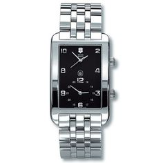 dual time zone watch