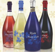 I love this brand of wine...haven't had the pink moscato yet!