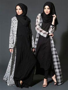 Inilah Contoh Model Baju Muslim Casual Untuk Wanita Modis Terbaru