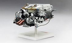 Porsche 935 K3 Twin Turbo Engine 1:18 Scale Model TSM 10AC11 #TrueScaleMiniatures #Porsche