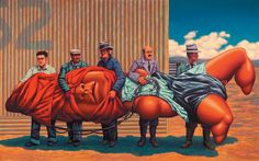"""The Mars Volta - Amputechture    The first of many TMV artworks done by Jeff Jordan.     Cedric Bixler-Zavala said inspirations for the album were very diverse, ranging from the recent U.S. immigration marches to the news stories of possessed nuns. He discussed the concept, storyline, and overall mood of the album.    Omar Rodríguez-López stated  that the word """"Amputechture""""  was coined by the late Jeremy Michael Ward."""