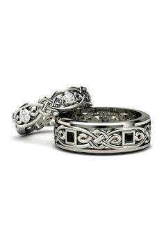 celtic wedding rings best photos - wedding rings  - cuteweddingideas.com
