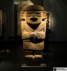 Gastando Sola Mundo Afora: Blogagem Coletiva #MuseumWeek 2016 - Museo Chileno...