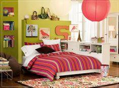 Teenage Girl Bedroom Ideas | Girls Bedroom Ideas. Beautiful bedroom designs for teenage girls by PB ...