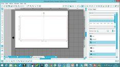 Tuto créer une carte avec silhouette studio