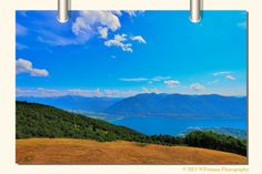 Sky, mountains and lake by Welbis Pestana on Be Perfect, Golf Courses, Sky, Mountains, Places, Nature, Travel, Locarno, Heaven