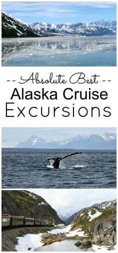 What Alaska Cruise Excursions Do We Recommend? : What Alaska Cruise Excursions Do We Recommend? - The Talking Suitcase Cruise Travel, Cruise Vacation, Travel Usa, Travel Tips, Cruise Packing, Packing Lists, Vacation Places, Dream Vacations, Travel Guides