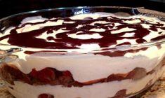 Fenomenální dezert - Černý les Mini Desserts, Desserts In A Glass, Summer Desserts, Hungarian Desserts, Hungarian Recipes, Torte Cake, Czech Recipes, Pinterest Recipes, Cakes And More