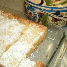 Butter cakes, Gooey butter cake and Ooey gooey butter cake on ...