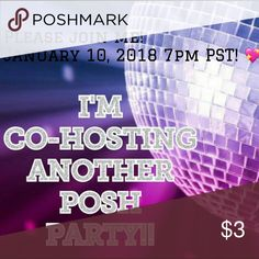 Yay!     Hosting a Posh Party!   Please join me!!! Join me!!! Other