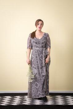 Diana Maxi Dress Photo: Petra Tiihonen Make up: Satu Arvo Model: Ninja Sarasalo