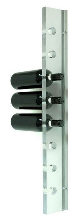 24 Moden Wall Wine Rack Designs For Classy Home