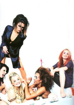Spice Girls will forever remain my all-time favourite music group. EVER.