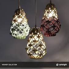 Image result for how to make macrame lampshades