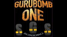 GURUBOMB ONE - BOXIDRO SGS(HARDTEK TRACK) @2017 Dj, Track, Company Logo, Logos, Runway, Logo, Truck, Running, Track And Field