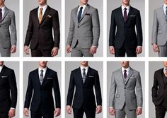 Fashion Friday - Men's Wedding Attire | Fresh Patrol