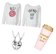 """""""BFF"""" by laurozic on Polyvore featuring Mode, Bling Jewelry und ban.do"""