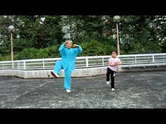 Tai Chi Master And A Little Girl – Best Tai Chi Videos Online