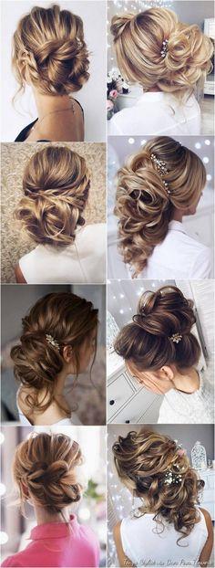 Wedding Hairstyles : Wedding Hairstyles for Long Hair from Tonyastylist / www.deerpearlflow