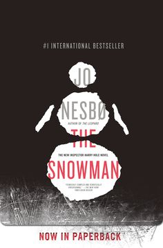 People compare him to Stieg Larsen but they're worlds apart. Nobody has the angst of Detective Harry Hole.