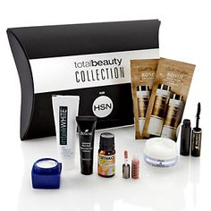Our new Total Beauty collection - 9 samples of our top beauty products in trial sizes. #makeup #beauty