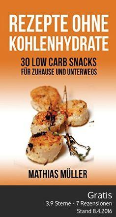 #gratis #eBooks #kostenlos #Kochen ~~ Snacks gehören einfach zum Leben und Alltag im 21. Jahrhundert wie selbstverständlich hinzu. Das sollte sich natürlich auch dann nicht ändern, wenn die Ernährung auf kohlenhydratarme Lebensmittel umgestellt wird. Mit den in diesem Kochbuch vorgestellten 30 Snackrezepten gelingt es während der gesamten 14 Tage mit wenigen Handgriffen frisch zubereitete Snacks herzustellen, die es locker mit ... http://www.tollebuchangebote.de/ebooks/5036