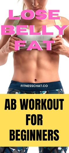 Check out this ab workout at that will help you lose belly fat in a week   lose belly fat in a week workout How to get flat abs  flat stomach workout Summer Body Workouts, Workout Routines For Beginners, Best Ab Workout, Week Workout, Workout Plans, Lose Belly Fat, Lose Fat, Workout For Flat Stomach, Flat Abs