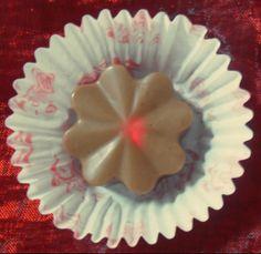 Bonti de chocolate de leite com surpresa