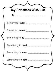 My Christmas Wish List.Pinterest