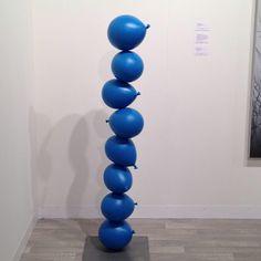 Balloon Sculpture Art Basel