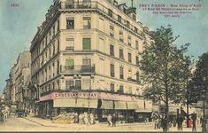 rue Vicq-d'Azir- Paris 10ème