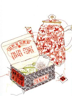 Ilustraciones de Miyuki Sakai en El Comidista