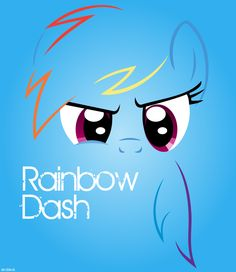 Lines-Rainbow Dash by MrCbleck on DeviantArt My Little Pony My Little Pony Drawing, Mlp My Little Pony, My Little Pony Friendship, Rainbow Dash, My Little Pony Wallpaper, My Little Pony Characters, Little Poni, Imagenes My Little Pony, Fanart
