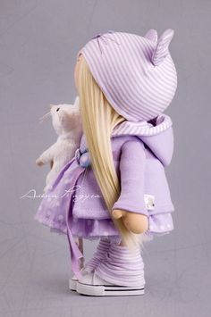 Baby doll Tilda doll Interior doll Art doll von AnnKirillartPlace
