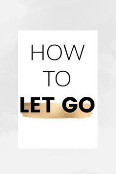 We're told to simply 'let go' of everything from emotions to people, and that can be very frustrating when you're not really sure how to do that or what letting go even means. In this post, we'll uncover what letting go is and how to do it! Positive Mindset, Positive Quotes, Do You Really, Let It Be, Let Go Of Everything, Outing Quotes, Negative People, Negative Emotions, Forgiveness