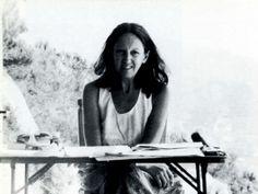 Carla Lonzi / scrittrice, critica d'arte, femminista #femminismo #feminism #pasionariaIT