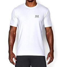 Under Armour Mens Charged Cotton Sportstyle Top