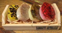 Caixa mista de sabonetes (4 u)