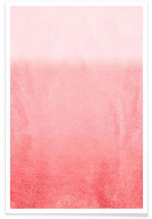 Fading Coral - Monika Strigel - Premium Poster