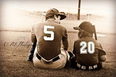 Sports picture. Brother and sister  CR/Photography