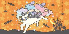 【2014.10.31】★ #LittleTwinStars #Halloween