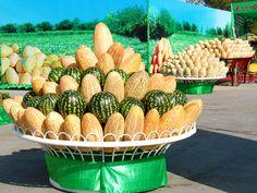 2011 Melon Festival in Turkmenistan. By azathabar.com (RFE/RL)