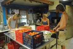East Wind Community -- Hippie Commune in the Ozarks of Missouri. Interesting.