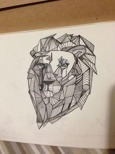 geo lion tat