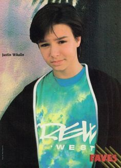 Justin Whalin biografia