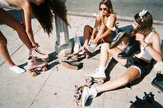 Roller skates!!